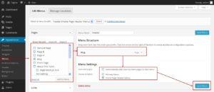 Creating a wordpress website for beginners