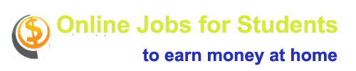 Online Jobs for Students Homepage