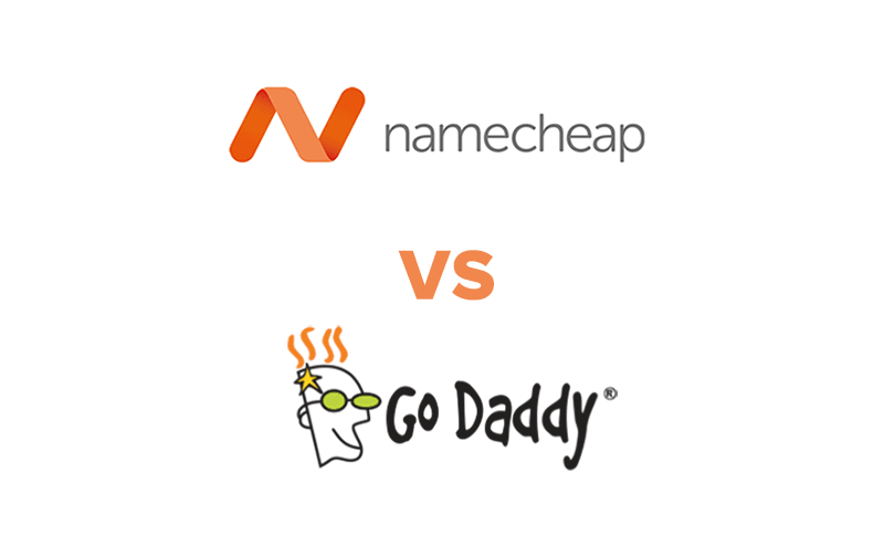 namecheap or godaddy