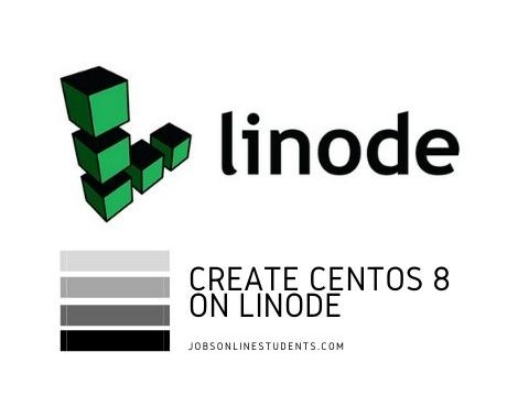 Create CentOS 8 on Linode