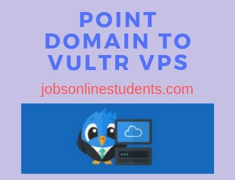 Point domain to Vultr VPS