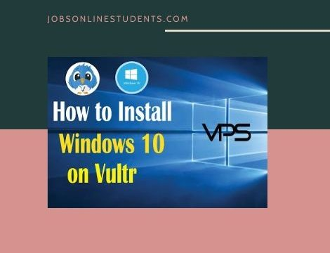 How To Install Windows on Vultr VPS