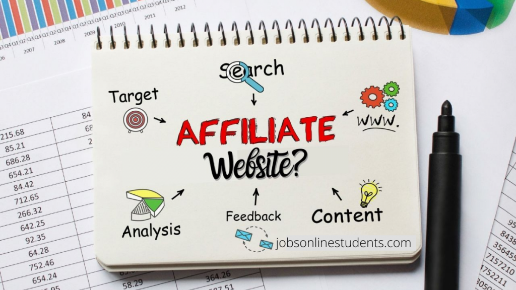 What is an affiliate website